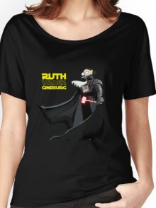 Ruth Vader Ginsburg Women's Relaxed Fit T-Shirt