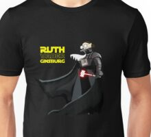 Ruth Vader Ginsburg Unisex T-Shirt
