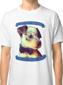 GIRLS LIKE DOGS Classic T-Shirt