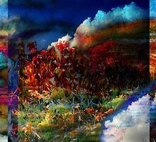 Into the Unknown ... by Nira Dabush