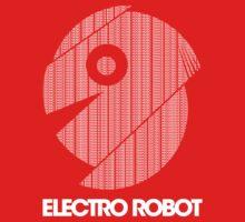 Electro Robot by TheSlowBuildUp