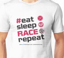 Able Heath Motorsport - Eat Sleep Race Repeat Unisex T-Shirt