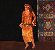 Dancer 03 by Sandra Chung