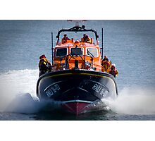 Royal National Lifeboat Institution Photographic Print