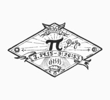 Ultimate Pi Day 2015. Pi. Pie. T-Shirt