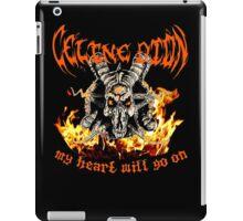 Celine Dion - My Heart Will Go On iPad Case/Skin