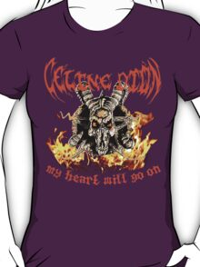 Celine Dion - My Heart Will Go On T-Shirt