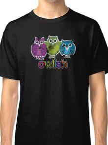 owlish retro  Classic T-Shirt