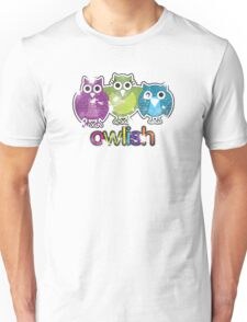 owlish retro  Unisex T-Shirt