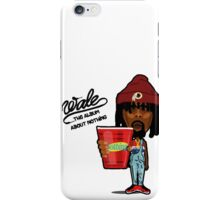 Nothing in Wale cup iPhone Case/Skin