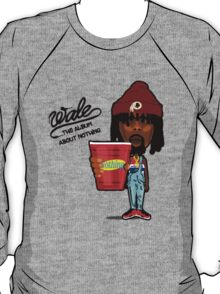 Nothing in Wale cup T-Shirt
