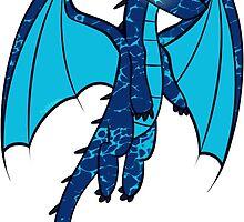 Ninjago- Jay Lightning Dragon by prpldragon