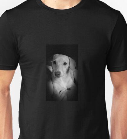 Precious Posing Puppy Unisex T-Shirt