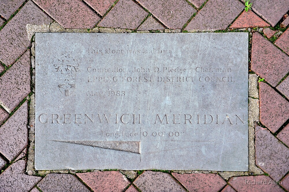 Greenwich Meridian II by Lea Valley Photographic