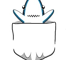 Left Shark by CupRahmen