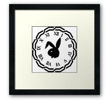 Grind Time Framed Print