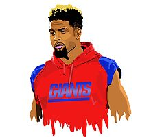 Odell  by mikehanz