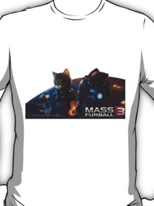 Mass Furball T-Shirt