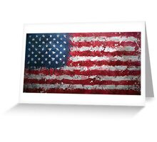 United States - Magnaen Flag Collection 2013 Greeting Card