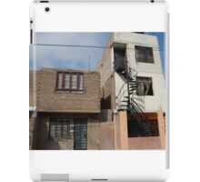 a motel in lima iPad Case/Skin