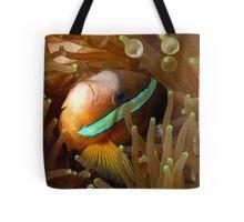 Clarkes Anemonefish Tote Bag