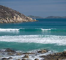 Picnic Bay - Wilsons Promontory by salsbells69