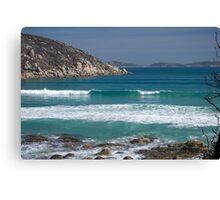 Picnic Bay - Wilsons Promontory Canvas Print