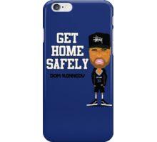 Dom kennedy iPhone Case/Skin