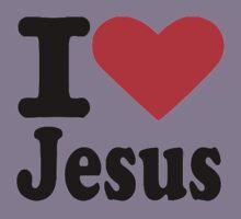 I love Jesus Kids Tee