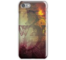 World War 3 iPhone Case/Skin
