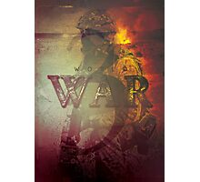 World War 3 Photographic Print