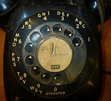 Party Line...When Ma Bell  Ruled by WildestArt