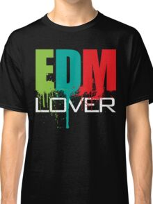 EDM Lover Classic T-Shirt