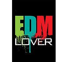 EDM Lover Photographic Print