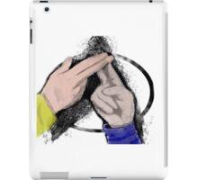 Vulcan kiss- Spirk iPad Case/Skin