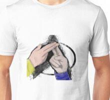 Vulcan kiss- Spirk Unisex T-Shirt