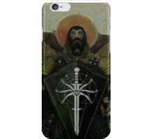 Blackwall Tarot iPhone Case/Skin