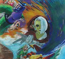 Legend of Zelda: Skyward Sword by jonezajko