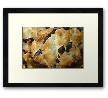 Cookies Framed Print