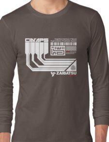 CINAPS T-Shirt Long Sleeve T-Shirt
