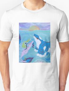 Okami Meets Pokemon Unisex T-Shirt