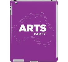 The Arts End of the World - Arts Party iPad Case/Skin