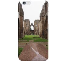 From the High Altar iPhone Case/Skin