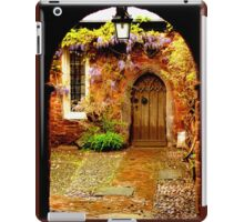 Mysterious Door iPad Case/Skin
