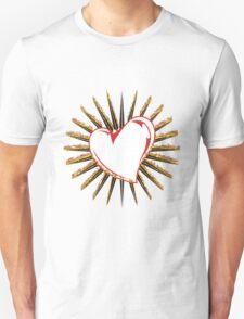 Flaming heart T-Shirt