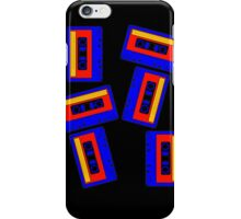 CASSETTE TAPE-3 iPhone Case/Skin