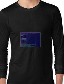 Legendary Coat of the Twilight Elf Long Sleeve T-Shirt