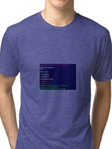 Legendary Coat of the Twilight Elf Tri-blend T-Shirt
