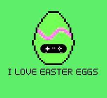 I Love Easter Eggs by ilikewinning2