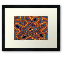 Jarrarl - (spear) lalin season (summer) Framed Print